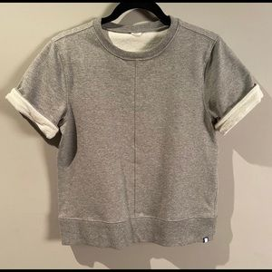 Kit & Ace Short Sleeve Sweater